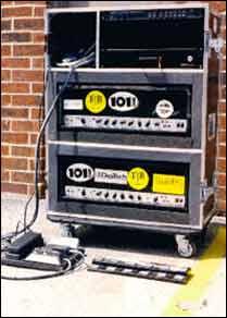 R Amp R Cases Band Gear Amp Head Rack Case
