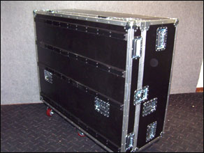 R r cases audio console yamaha m7cl series case for Consul use cases