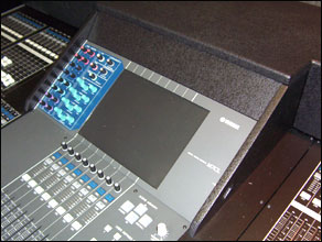 R&R Cases - Audio Console Yamaha M7CL Series Case