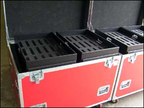 R&R Cases - Lighting Fixtures ETC Source Four Par Cases